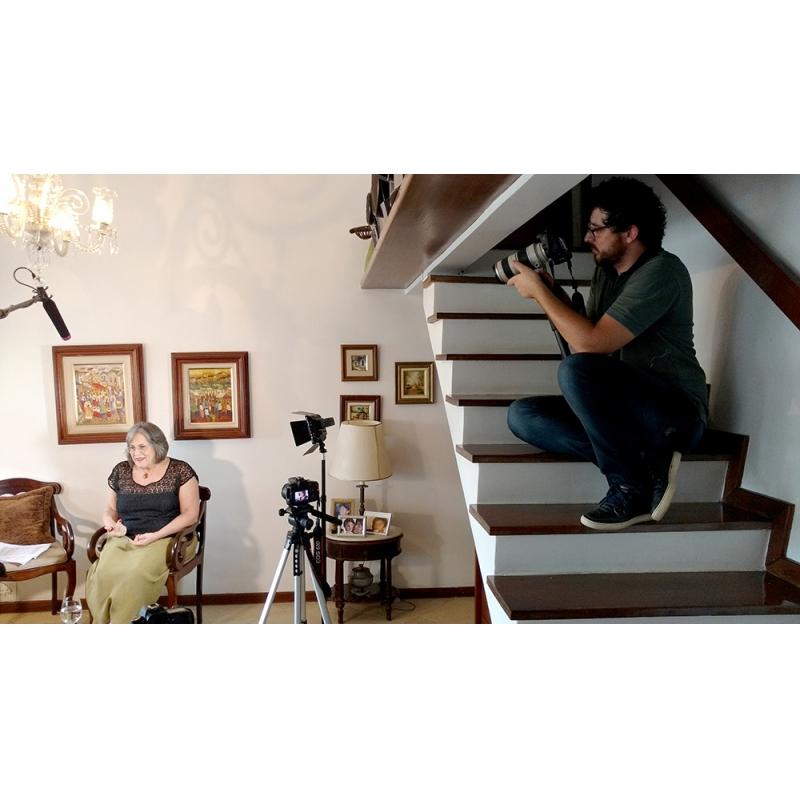 Bastidores Documentário ABEPSS 70 anos