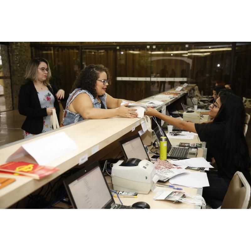 XVI Encontro Nacional de Pesquisadores(as) em Serviço Social (Enpess) - 2 a 7 de dezembro de 2018