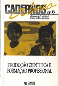 Produção Científica e Formação Profissional. Caderno Abess, n.6, Cortez: São Paulo 1993