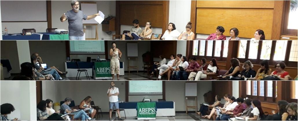 Facilitadoras/es do ABEPSS Itinerante recebem formação específica para atuação nas oficinas