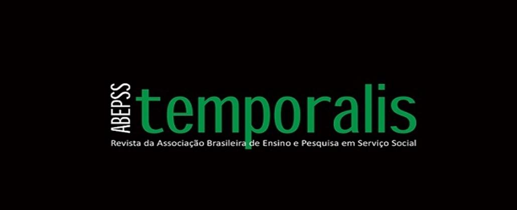 Revista Temporalis nº 35: prazo para submissão de artigos está aberto e vai até 30 de abril