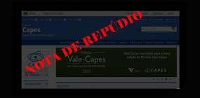 Abepss repudia a parceria da CAPES com a mineradora Vale.