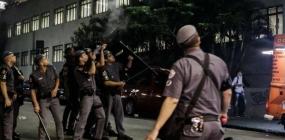 Nota de repúdio aos atos de violência contra os professores, estudantes e funcionários da PUC-SP