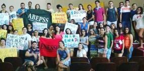 Atos e debates marcam semana de mobilização contra o Sinaes/Enade