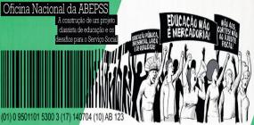 Inscrições abertas para a Oficina Nacional da ABEPSS