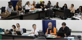 Em reunião ampliada, gestão da ABEPSS discute planejamento, EaD, ENPESS e muito mais