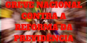 Lugar de Assistente Social é na greve nacional do dia 5 de dezembro