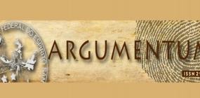 Revista Argumentum está com inscrições abertas para admissão de artigos até 15 de abril