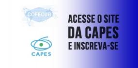 Prazo para submissão de projetos à CAPES/Confecub vai até 9 de maio