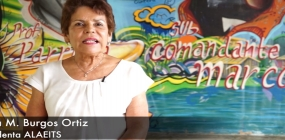 ALAEITS divulga vídeo convite para XXII SLETS na Colômbia