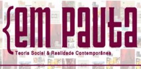 Envie trabalhos para a Revista Em Pauta até dia 15 de março