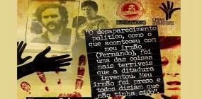 Serviço social contra a ditadura: respeito às famílias de desaparecidos políticos!