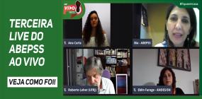 Em live, professores discutem a implantação do ensino remoto emergencial nas universidades