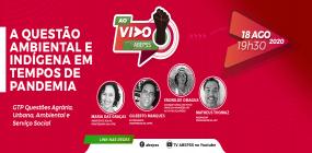 Sétima live do ABEPSS AO VIVO será nesta terça-feira, 18