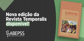 ABEPSS lança a edição número 41 da Revista Temporalis