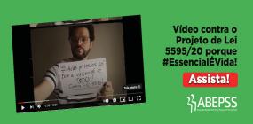 Fórum divulga vídeo contra o Projeto de Lei 5595/20. Confira!