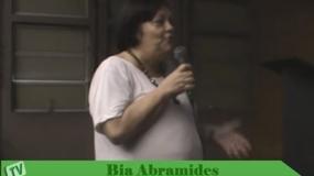 Bia Abramides denúncia ameaças sofridas após declarar apoio ao Mauro Iasi