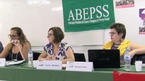 Oficina Nacional da ABEPSS 2017 - O projeto de formação profissional na graduação e na pós