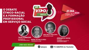 O debate étnico-racial e a formação profissional em Serviço Social