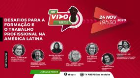 Desafios para a formação e o trabalho profissional na América Latina
